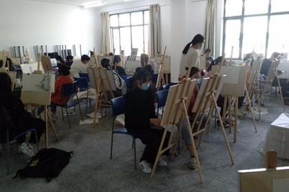 武汉美术联考培训