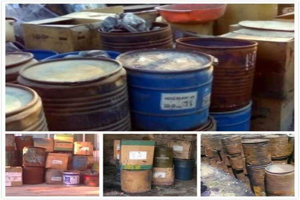 上海化工回收