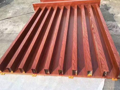 木纹铝型材长城板 木纹长城板价格 仿木纹铝长城板.jpg