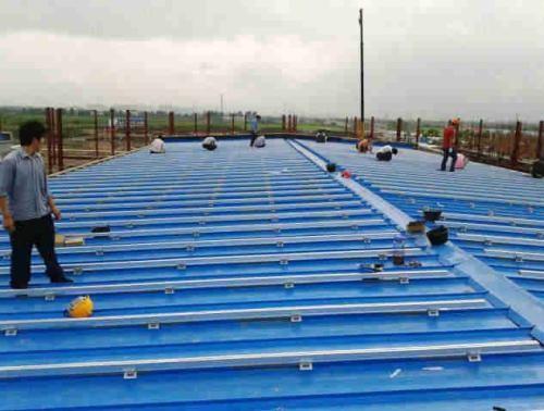 郑州金属屋面防水