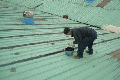 郑州彩钢瓦防水