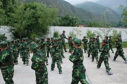 湖北军事夏令营